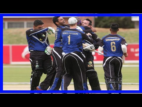 Breaking News   Kzn inland beat free state to win africa t20 cup title
