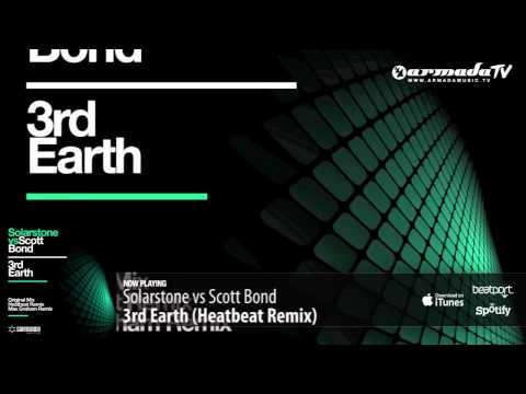 Клип Solarstone - 3rd Earth - Heatbeat Remix