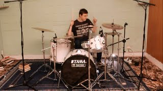 Lachie Woollatt // The Amity Affliction - Pabst Blue Ribbon On Ice // Drum Cover