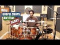 The SECRETS Behind GOSPEL CHOPS - And How To Play 'Em!