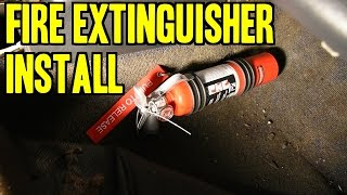 How to Install a Fire Extinguisher(, 2015-10-17T02:30:00.000Z)