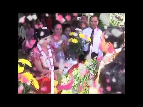 đám cưới người khmer