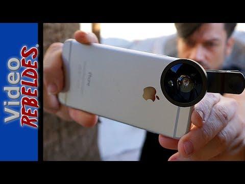 Graba mejor VÍDEO con tu CELULAR (móvil) usando estos 4 ACCESORIOS .