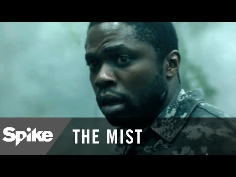 The Mist: 'Meet Bryan Hunt' ft. Okezie Morro  Character Profile