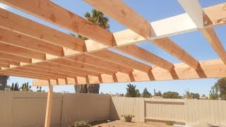 Patio Cover Installation In San Diego