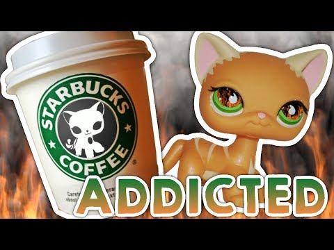 LPS: Addicted to Starbucks 2! (My Strange Addiction: Episode 26)