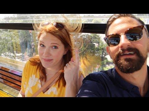 We Rode The Disney Skyliner Gondolas & Toured A Disney Riviera Resort Room!