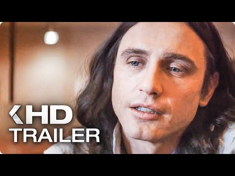 THE DISASTER ARTIST Trailer 2 (2017)