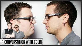 What's Annoying About Greg Miller and Colin Moriarty? - A Conversation with Colin