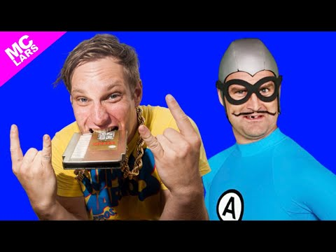 This Gigantic Robot Kills Feat. MC Bat & Suburban Legends - This Gigantic Robot Kills - MC Lars