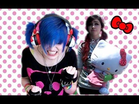 Avril Lavigne - Hello Kitty Parody
