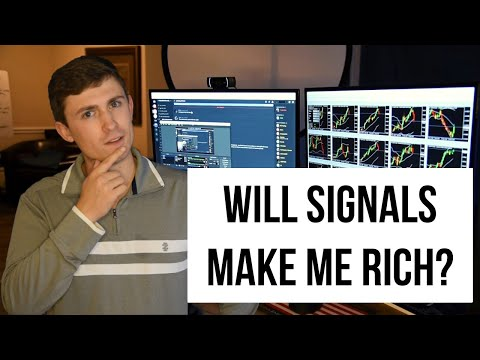 Can You Make A Full Time Living Copying Forex Signals? The TRUTH Revealed...