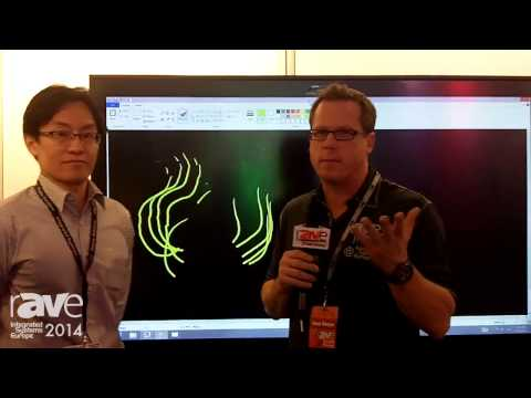 ISE 2014: Gary Kayye Learns More About Gorilla Glass from Corning's Dave Loeber