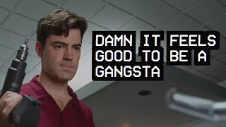 Office Space - Damn It Feels Good to Be a Gangsta (Full Song Music Video)