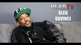Repeat youtube video Bleu DaVinci on Seeing Big Meech Behind Bars After 5 Years