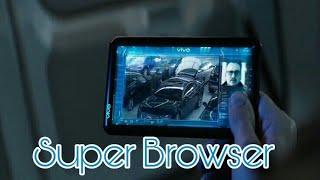 [Super Browser] এক সাথে দুইটি আপ ব্রওস করোন কী ভাবে  ভিডিও দেখন।