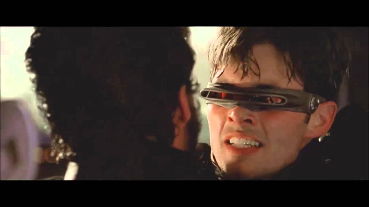 cyclops says no x2 xmen united youtube