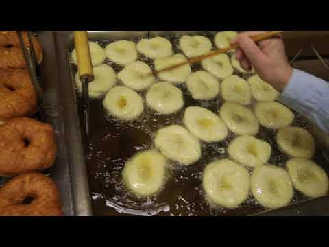 Fastnacht Day 2018: Making the Fat Tuesday doughnuts