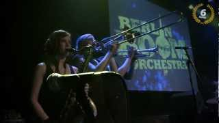 Berlin Boom Orchestra Live 2012