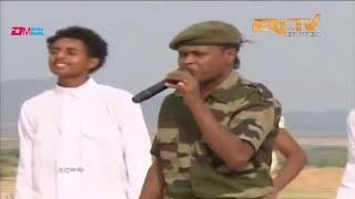 ዳዊት ተኽለሰንበት (ሽላን)   Dawit Teklesenbet (Shilan) - Eritrean Music - ERi-TV
