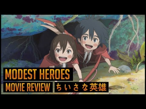 Modest Heroes Review