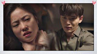 """한준우의 부재를 인정하는 전여빈(Jeon Yeo been) """"넌.. 없어"""" 멜로가 체질(Be melodramatic) 12회"""