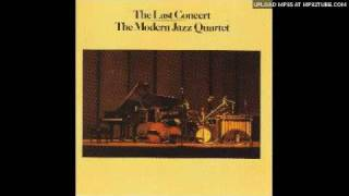 The Modern Jazz Quartet - Softly as in a morning sunrise