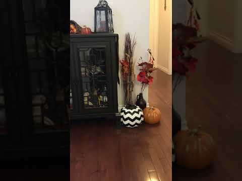2019 Fall Home Tour ~ Entryway and Up 🏠