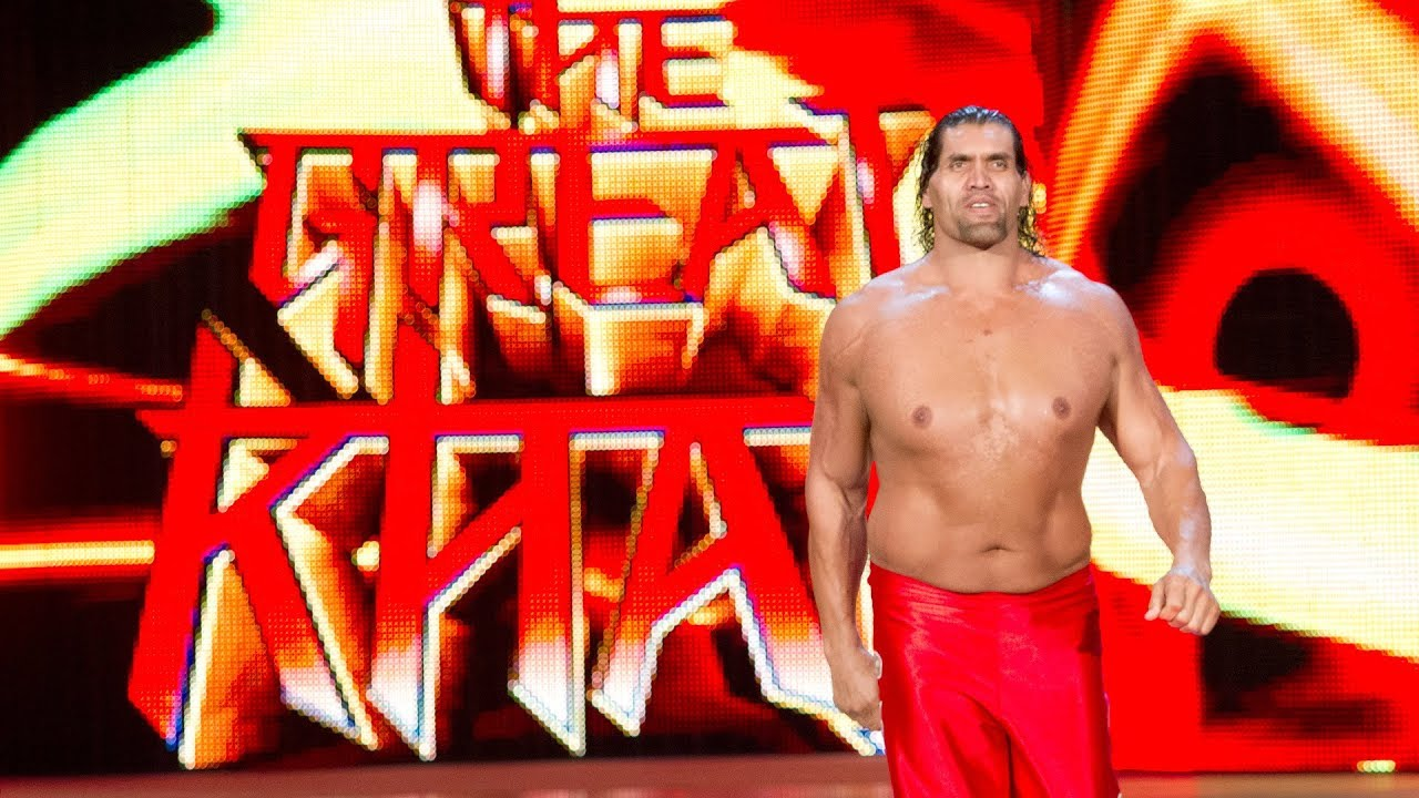 The Great Khali's five greatest moments