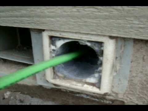 Ramair System Dryer Duct Cleaning Youtube