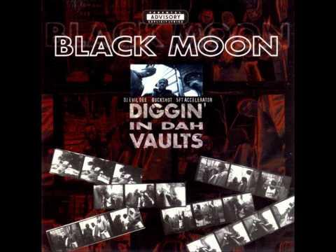 Black Moon  (I got cha open)  Remix