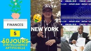 Jour 29 - La FINANCE & l'intelligence artificielle