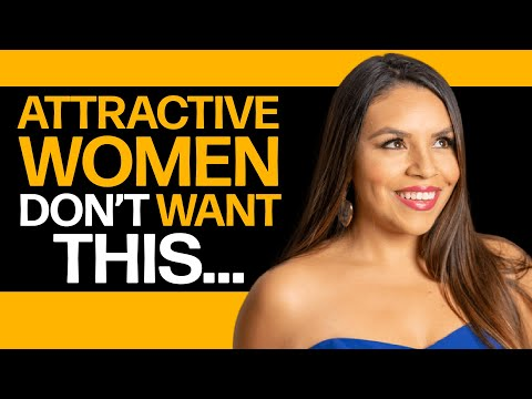 9 REAL TRUTHS Why Men FAIL At Dating ATTRACTIVE WOMEN  | Apollonia Ponti