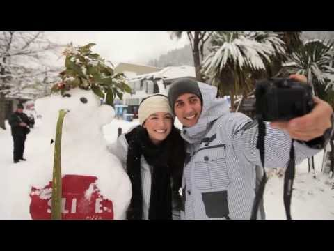 GLOBE'S GUIDE - Queenstown (winter) - The ultimate video travel guide to New Zealand