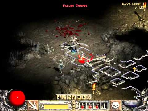 Diablo 2 lord of destruction pc review and download   old pc gaming.