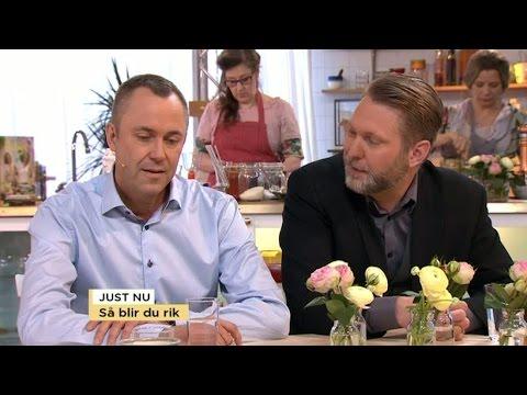 Så blir du rik  på flera sätt  Nyhetsmorgon (TV4)