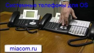 Системные телефоны для мини-АТС Samsung серии 7000(Системные телефоны для мини-АТС Samsung серии 7000., 2012-09-07T08:32:43.000Z)