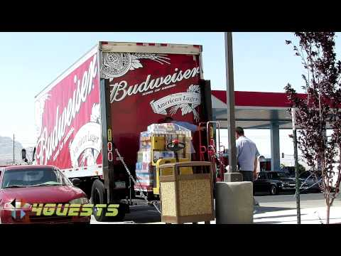 Budweiser Truck (Anheuser-Busch, Beer Delivery)