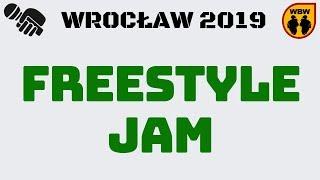 Freestyle Jam WBW2K19 Wrocław - Spartiak, Wueno, Pueblos, Bober, Pejter, Cerber, Bilu