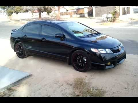 2009 Honda Civic SI Sedan   YouTube
