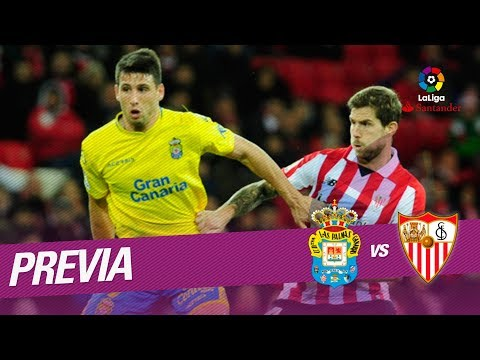 Previa UD Las Palmas vs Sevilla FC