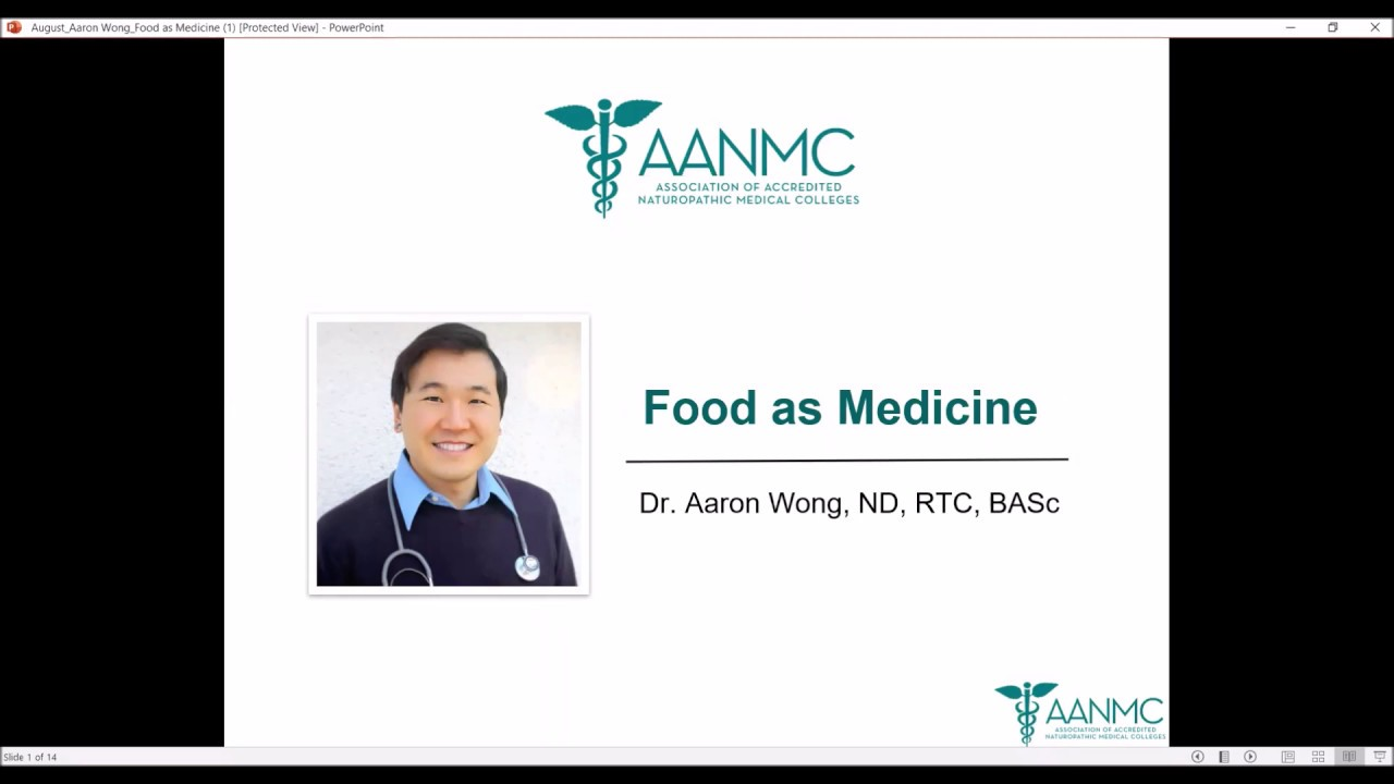 The Latest Naturopathic News | Follow AANMC For More