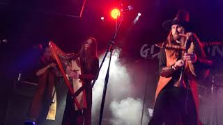 Gilead – Intro/Medival Groove (23.11.2017 Москва, Гластонбери)