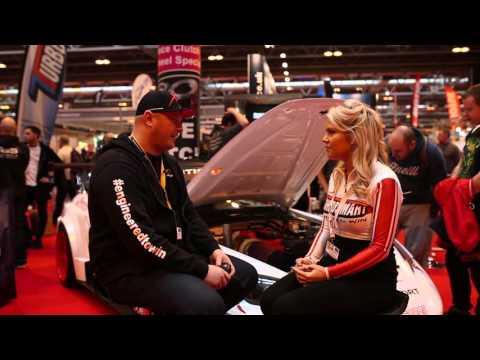 MDB Images Presents: Turbosmart Interview with Marcin Mucha at Autosport International 2016