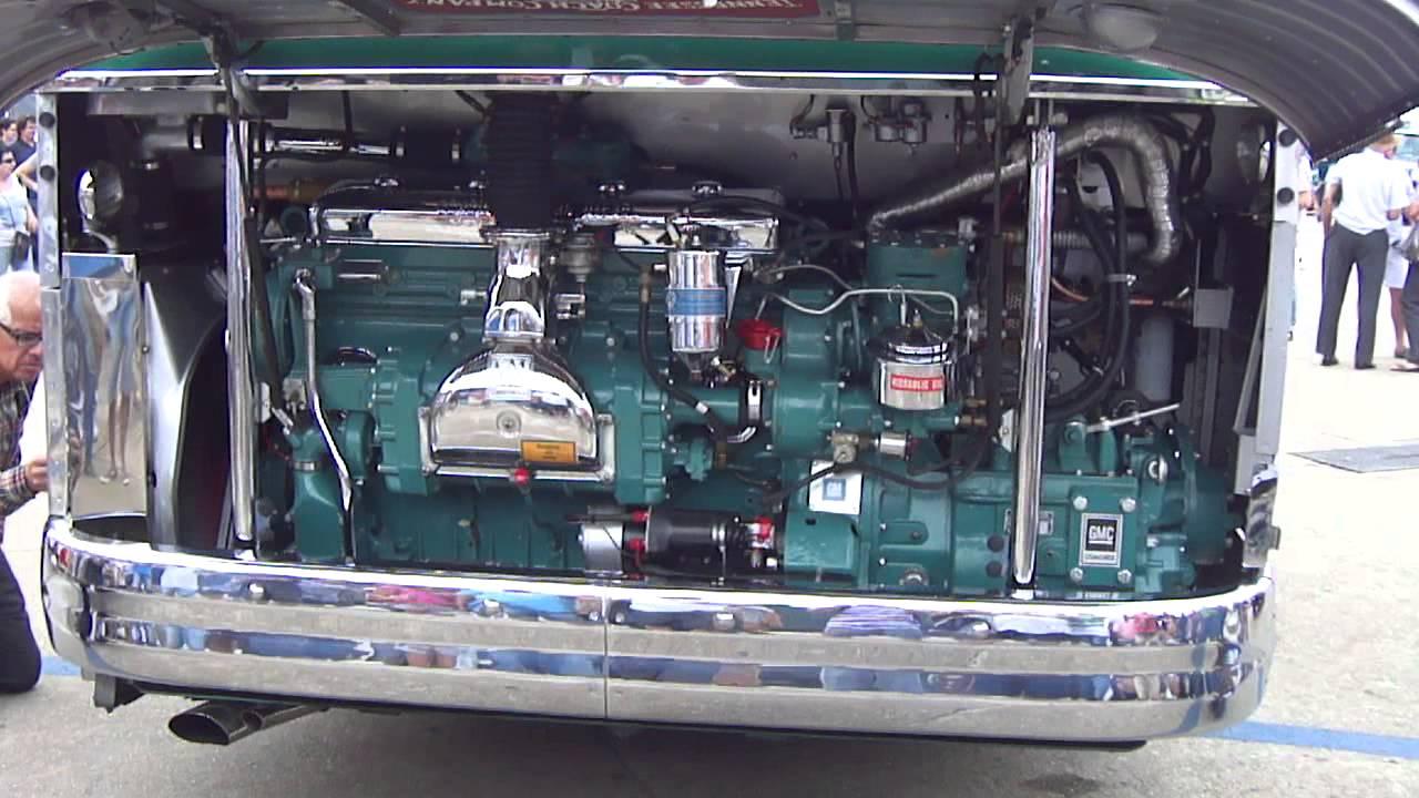 Windshield Wiper Motor >> Guindastes Tatuapé - GMC PD-4104 - YouTube