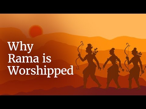 Why Rama is Worshipped | Sadhguru