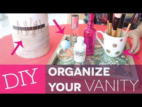 3 Easy DIY Beauty Organizer Hacks