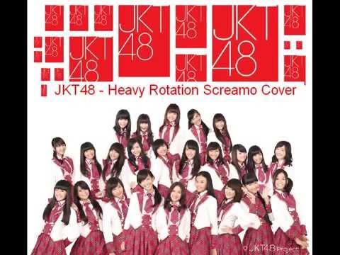 JKT48   Heavy Rotation Screamo