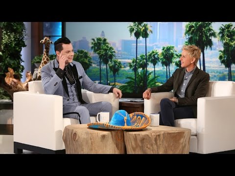 Jack White Chats with Ellen