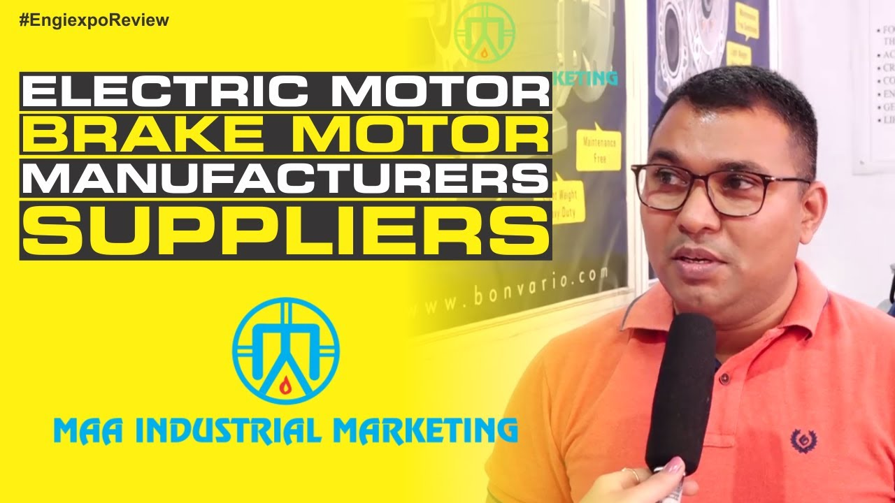 Leading Electric and Brake Motor | Manufacturers and Suppliers in Vadodara